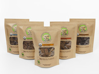 Ginger's Treats - USDA Organic Dog Treats