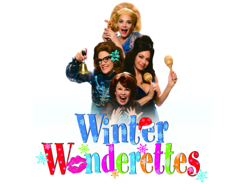 WINTER WONDERETTES: A cast album of the hit holiday musical's video poster