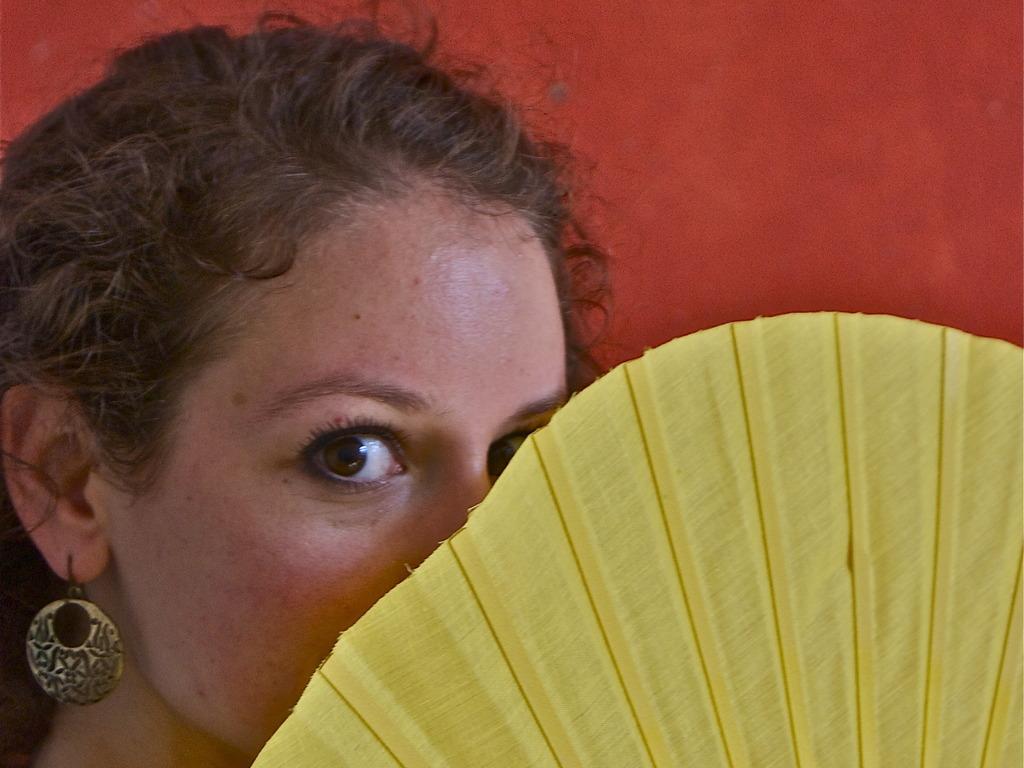 Ines Arrubla will dance Tango Flamenco at Fiesta Flamenca's video poster