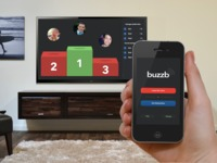Buzzb. A Chromecast game for friends and family.