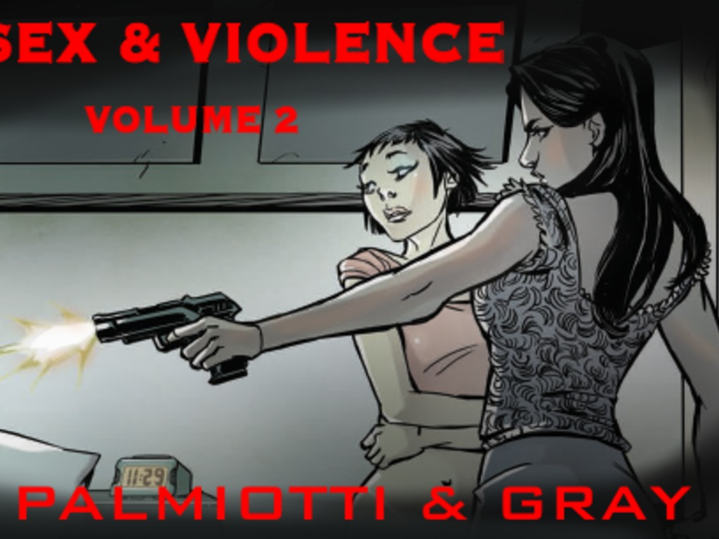 SEX AND VIOLENCE VOL. 2's video poster