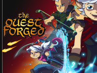 The Quest Forged - An Epic Fantasy Adventure for All Ages