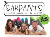 Sakpants! Coziest pants in the world!