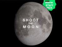 Shoot the Moon: A film about sacrifice and a space elevator