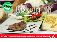 Kokuin: COOK WITH STYLE!