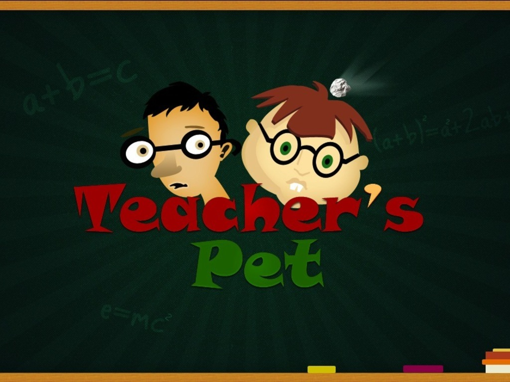 Teacher's Pet NEW Game App for iPhone's video poster