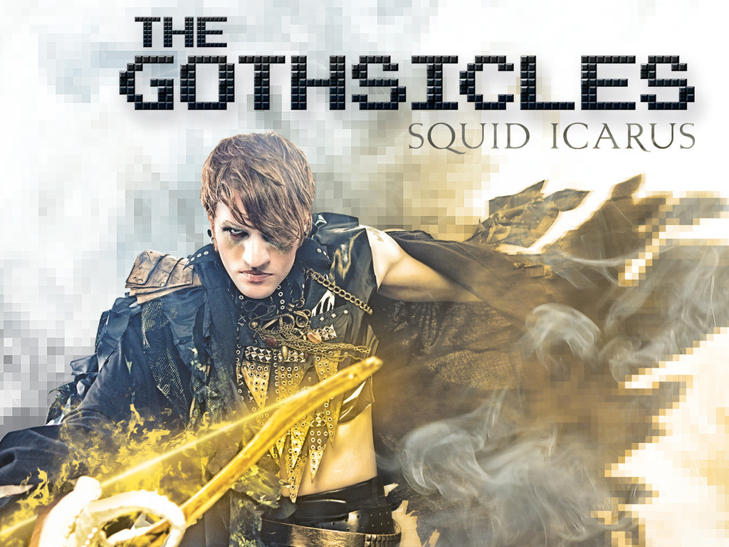 The Gothsicles - SQUID ICARUS's video poster