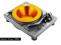 Deck-Tray MKII : Turntable Sculpture For Every Music Lover