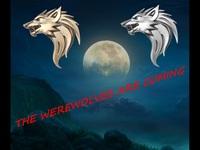 Werewolf Big Bad Spirit Wolf Medallion