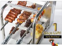 Carson Rockin' Rodizio Brazilian BBQ Conversion Kit