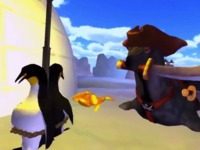 Pengi and the Polar Pirates - Save the Penguins for real!