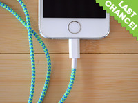 BelayCords - Reversible USB Charging Cords iPhone & Android
