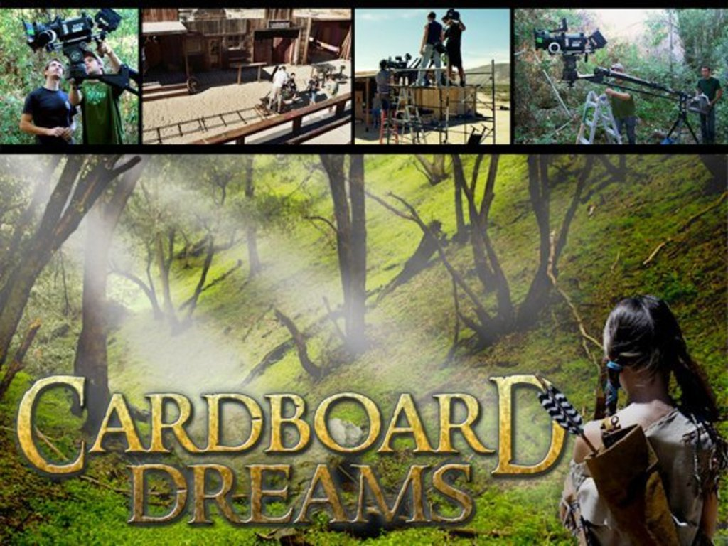 Cardboard Dreams - Complete the Story's video poster