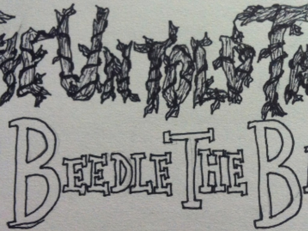 The Untold Tale of Beedle the Bard's video poster
