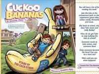 CUCKOO BANANAS - SHIELD AGAINST BULLYING