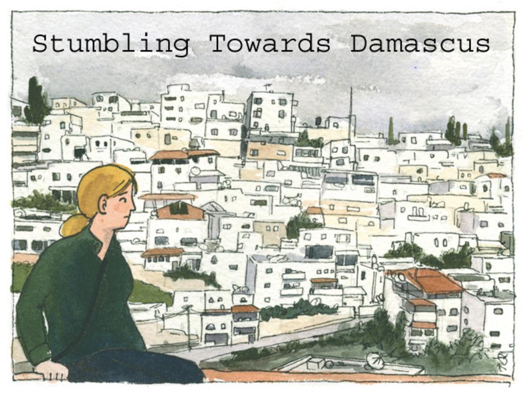 Stumbling Towards Damascus's video poster