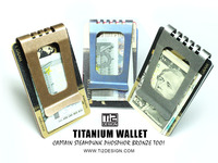 The $28 Titanium Wallet
