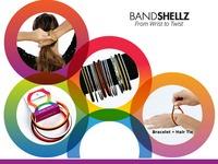 BandShellz™ (Bracelet + Hair Tie)