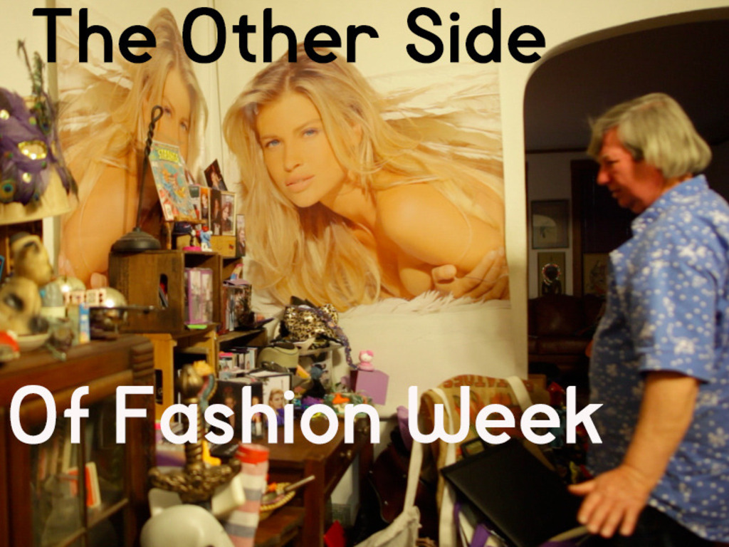 The Other Side Of Fashion Week's video poster