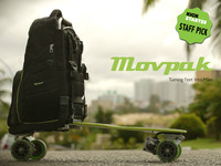 Movpak - The World's First Backpack Electric Vehicle