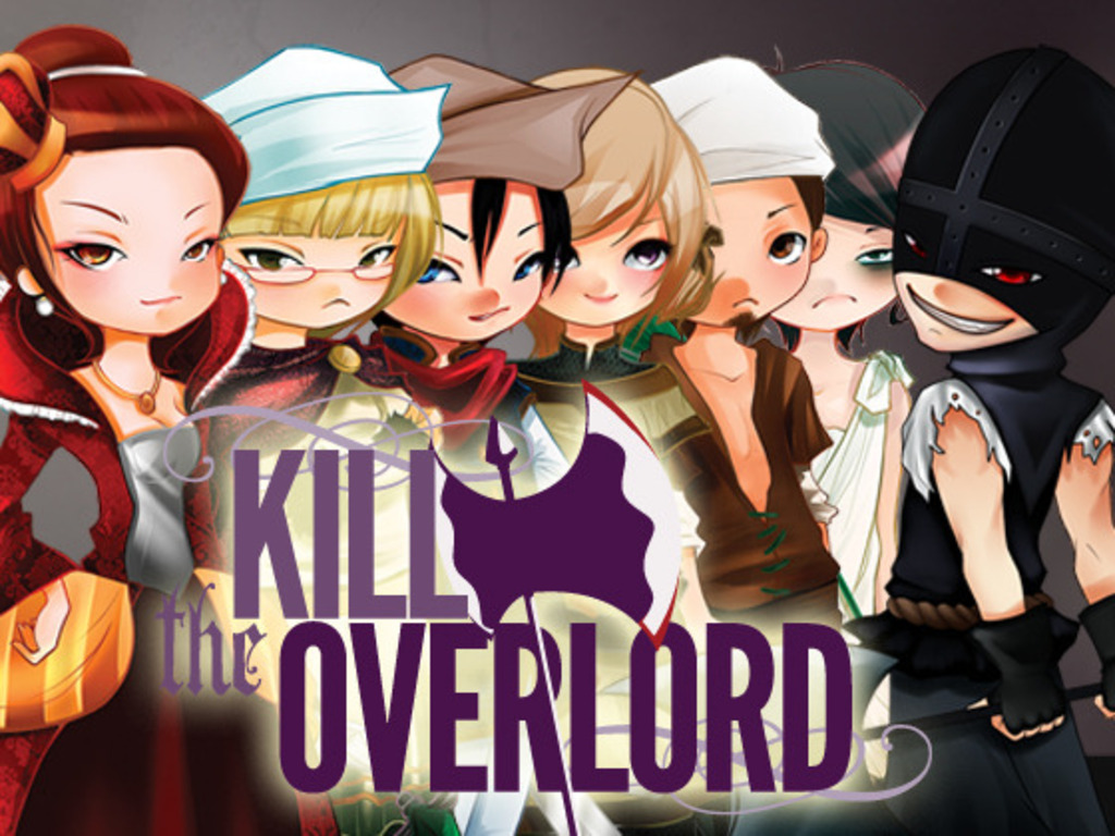 Kill the Overlord Party Card Game's video poster