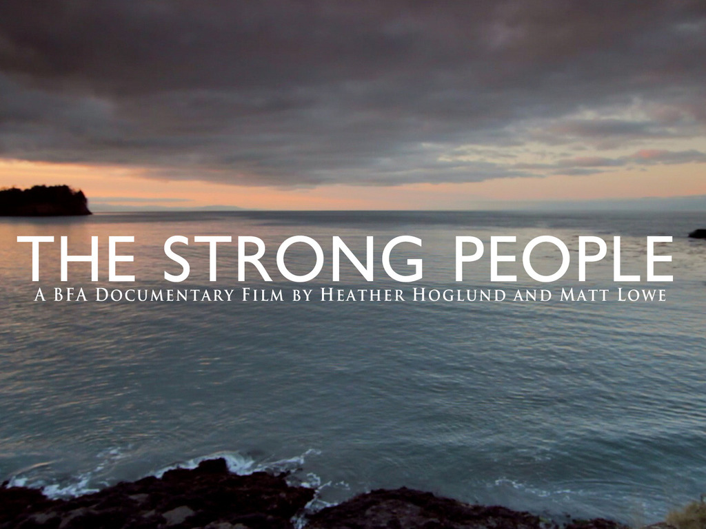 The Strong People's video poster