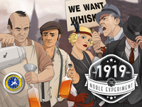 Prohibition card game - 1919: The Noble Experiment