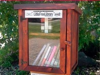 Little Free Library Project: Col. Heights, Washington, DC