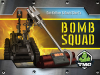 BOMB SQUAD - an Intense Cooperative Real-time Game