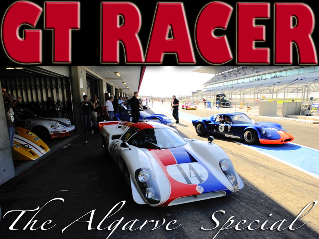 GT RACER - The Algarve Special's video poster