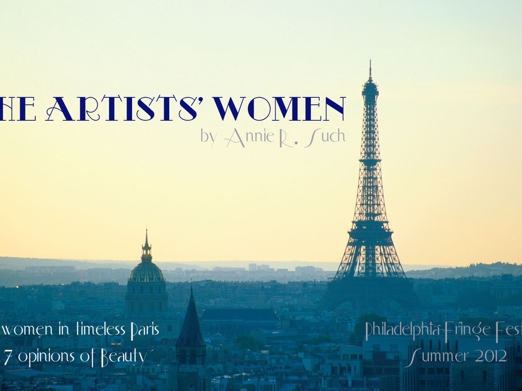 The Artists' Women's video poster