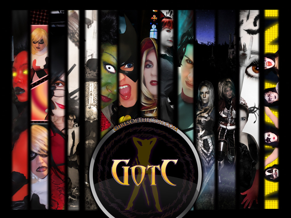 Girls Of The Con 2013 Fantasy Cosplay & Costuming Calendar's video poster