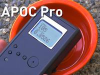 APOC PRO - Radiation Detector