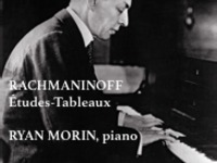 Recording Rachmaninoff's Études-Tableaux for piano