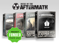 Decks of The Aftermath vol.1