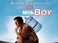 """Turn """"The Waterboy"""" into """"The MILKboy"""""""