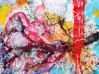 Chaos in Flux - A book of paintings & thoughts 2014