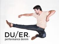 DU/ER performance denim