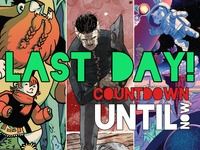Countdown Until Now Comic Anthology