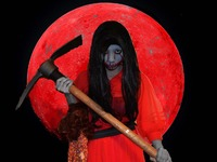 The Red Lady: Torment of the Blood Moon