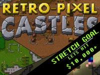 Retro-Pixel Castles - Village Survival Mayhem!