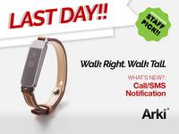 Arki: Your Walking Coach