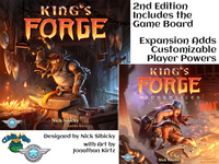 King's Forge 2nd Edition and Apprentices Expansion