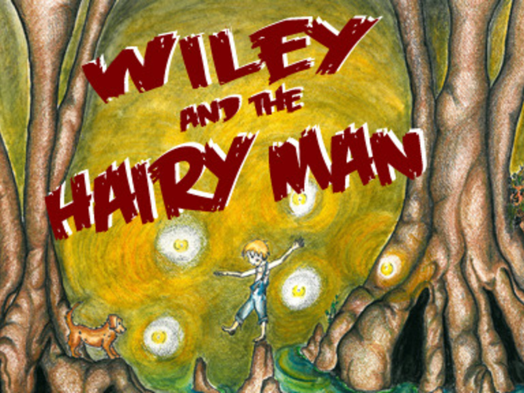 Wiley and the Hairy Man's video poster
