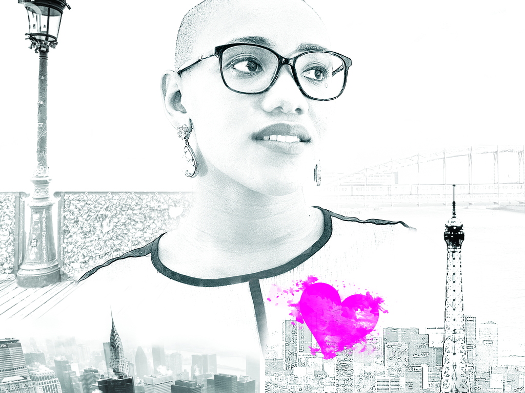C'est La Vie - A Love Story's video poster