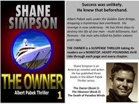 The Vigilante Sailor - MP3 Audiobook Podcast Thriller