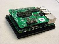 Raspberry Pi B+ Sensor Connection Hat