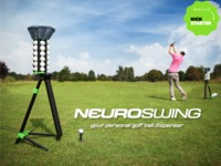 Neuroswing : Your Personal Golf Ball Dispenser