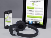 Worlds First DSP Enabled Wireless Headphone