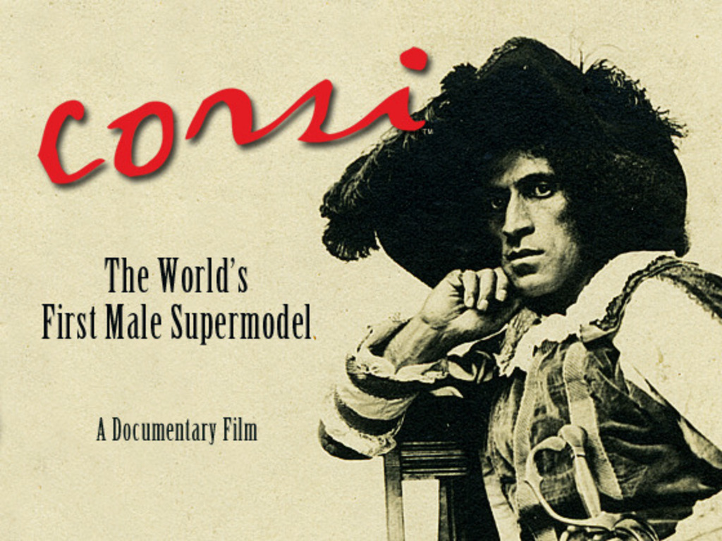 Corsi: The World's First Male Supermodel's video poster